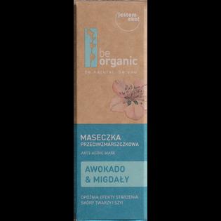 Be Organic_Awokado & Migdały_przeciwzmarszczkowa maska do twarzy, 30 ml_2