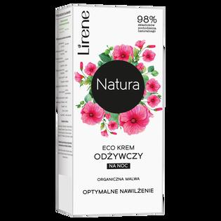 Lirene_Natura Eco_odżywczy krem do twarzy na noc, 50 ml
