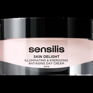 Sensilis_Skin Delight_rozświetlający krem do twarzy na dzień, 50 ml