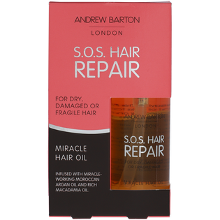Andrew Barton_S.O.S. Hair Repair_olejek do włosów, 50 ml