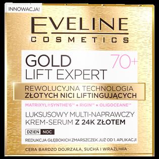 Eveline_Gold Lift Expert_krem-serum do twarzy na dzień i na noc 70+, 50 ml_2