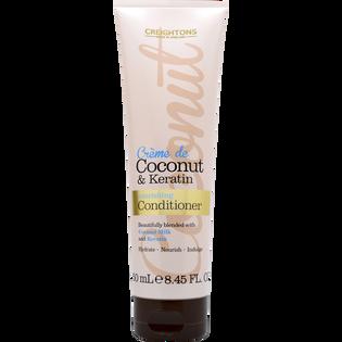 Creightons_Creme de Coconut & Keratin_odżywka do włosów, 250 ml