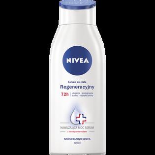 Nivea_Regeneracyjny_nawilżający balsam do ciała, 400 ml