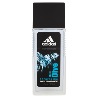 Adidas_Ice Dive_dezodorant w naturalnym sprayu męski, 75 ml