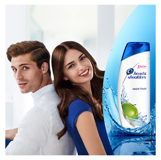 Head & Shoulders_Apple Fresh_przeciwłupieżowy szampon do włosów, 400 ml_5