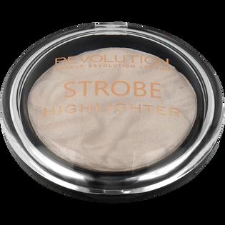 Revolution Makeup_Strobe Highlighter Ever Glow Lights_rozświetlacz do twarzy glow lights, 10 g