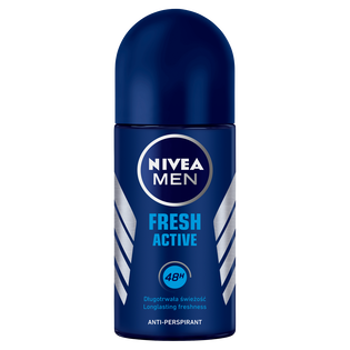 Nivea Men_Fresh Active_antyperspirant męski w kulce, 50 ml