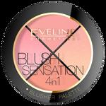 Eveline Blush Sensation 4in1