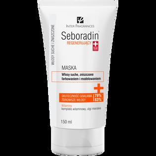 Seboradin_regenerująca maska do włosów, 150 ml