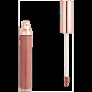 Revolution Makeup_by Wersow_zestaw: paleta cieni do powiek, 1 szt. + paleta rozświetlaczy, 1 szt., róż, 1 szt. + pomadka w płynie do ust nude, 1 szt. + baza rozświetlająca, 1 szt._11