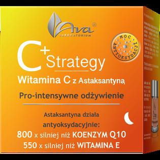 Ava_C+Strategy_odżywczy krem do twarzy na noc, 50 ml_2