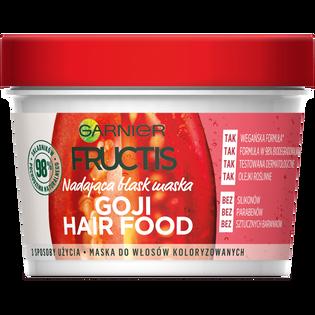 Garnier Fructis_Goji Hair Food_maska do włosów koloryzowanych, 390 ml