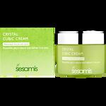 Sesamis Crystal Cubic Cream