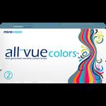 All Vue Colors Blue