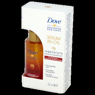 Dove_Regenerate Nourishment_nawilżająco-regenerujące serum-olejek do włosów zniszczonych, 50 ml