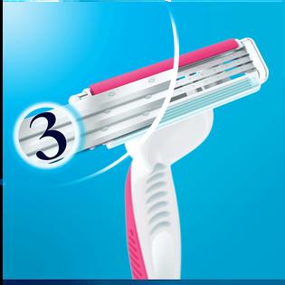 Gillette_Simply Venus 3 Plus_maszynka do golenia damska, 3 szt./1 opak._4