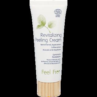 Feel Free_kremowy peeling rewitalizujący do oczyszczania twarzy, 75 ml