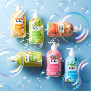 Hebe Cosmetics_Oliwka i trawa cytrynowa_kremowe mydło w płynie, 500 ml_2