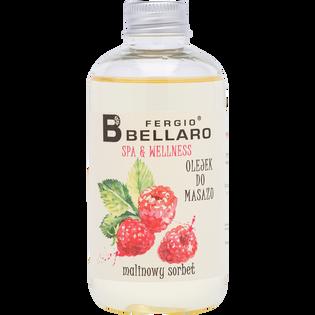 Fergio Bellaro_Malinowy sorbet_olejek do masażu, 200 ml