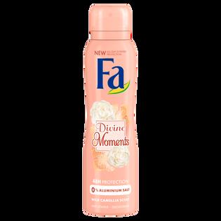 Fa_Divine Moments Wild Camellia Scent_antyperspirant damski w sprayu, 150 ml