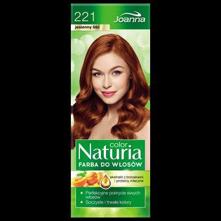 Joanna_Naturia Color_farba do włosów 221 jesienny liść, 1 opak.