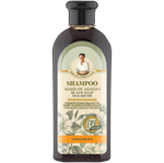 Babuszka Agafia Black Soap