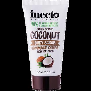 Inecto_Coconut_peeling do ciała, 150 ml