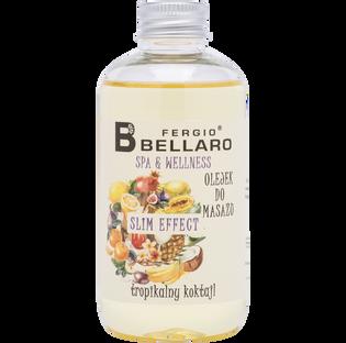 Fergio Bellaro_Slim Effect_olejek do masażu ciała, 200 ml