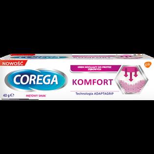 Corega_Komfort_krem mocujący do protez zębowych, 40 g