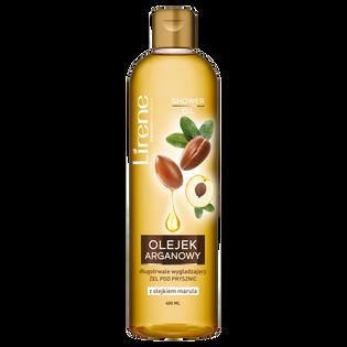 Lirene_Argan &  Marula_żel z olejkiem pod prysznic, 400 ml