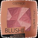 Catrice Blush Box Glowing + Multicolour