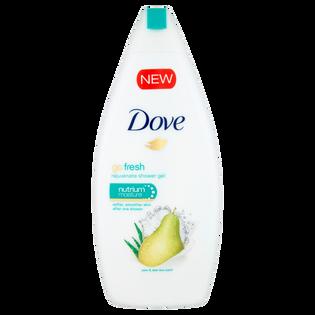 Dove_Go Fresh Pear & Aloe Vera Scent_orzeźwiający żel pod prysznic, 500 ml