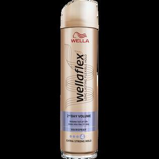 Wella_Wellaflex 2nd Day Volume_lakier do włosów zwiększający objętość, 250 ml