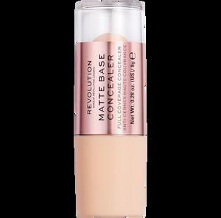 Revolution Makeup_Matte Base_korektor do twarzy C0.5, 8 g