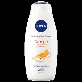 Nivea_Orange & Avocado_pielęgnujący żel pod prysznic, 750 ml_1