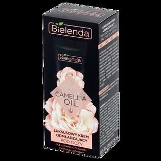 Bielenda_Camellia Oil_krem odmładzający pod oczy, 15 ml