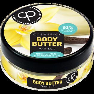 Cosmepick_Wanilia_masło do ciała vanilla, 200 ml