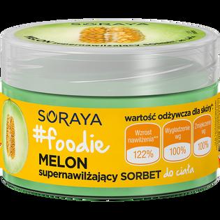 Soraya_#Foodie_nawilżający sorbet do ciała, 200 ml