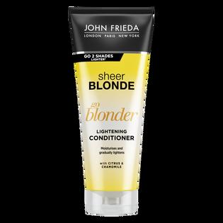 John Frieda_Sheer Blonde_rozjaśniająca odżywka do włosów blond, 250 ml