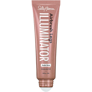 Sally Hansen_Airbrush Legs Illuminator_rozświetlacz do nóg nude glow 001, 100 ml_2