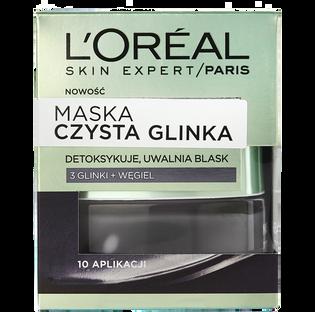 Loreal Paris_Skin Expert Czysta Glinka_maska rozświetlająca z glinką, 50 ml_2