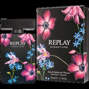 Replay Signature_For Woman_woda perfumowana damska, 50 ml