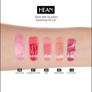 Hean_Glow Star_błyszczyk do ust broadway 09, 7,5 ml_2