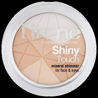 Lirene_Shiny Touch_mineralny rozświetlacz do twarzy, 9 g