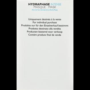 La Roche-Posay_Hydraphase Intense_nawilżająca maseczka do twarzy, 2x6 ml/1 opak.