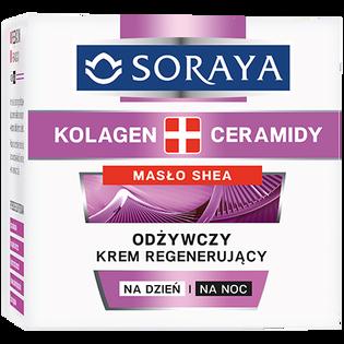 Soraya_Kolagen + Ceramidy_krem do twarzy regenerujący na dzień i na noc, 50 ml_2
