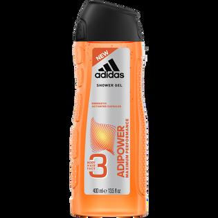 Adidas_Adipower_żel pod prysznic 3w1 męski, 400 ml