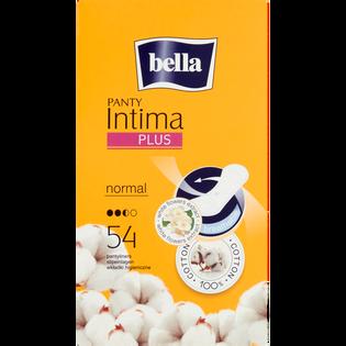 Bella_Intima Plus Panty Normal_wkładki higieniczne, 54 szt./1 opak.
