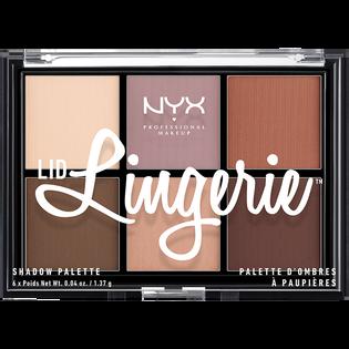 NYX Professional Makeup_Lingerie_paleta cieni do powiek LLSP 01, 9 g_1