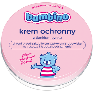 Bambino_krem ochronny z tlenkiem cynku dla dzieci, 150 ml